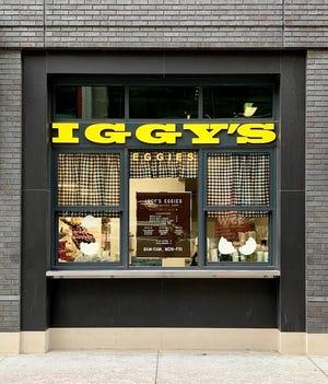 Iggy's Eggies opens in Capitol Park