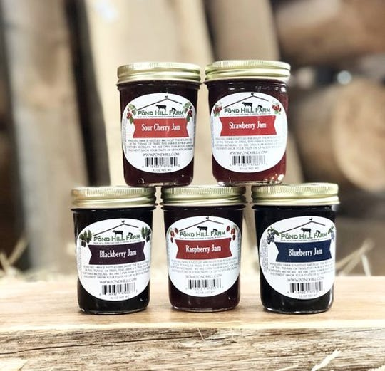 Pond Hill Farm jams