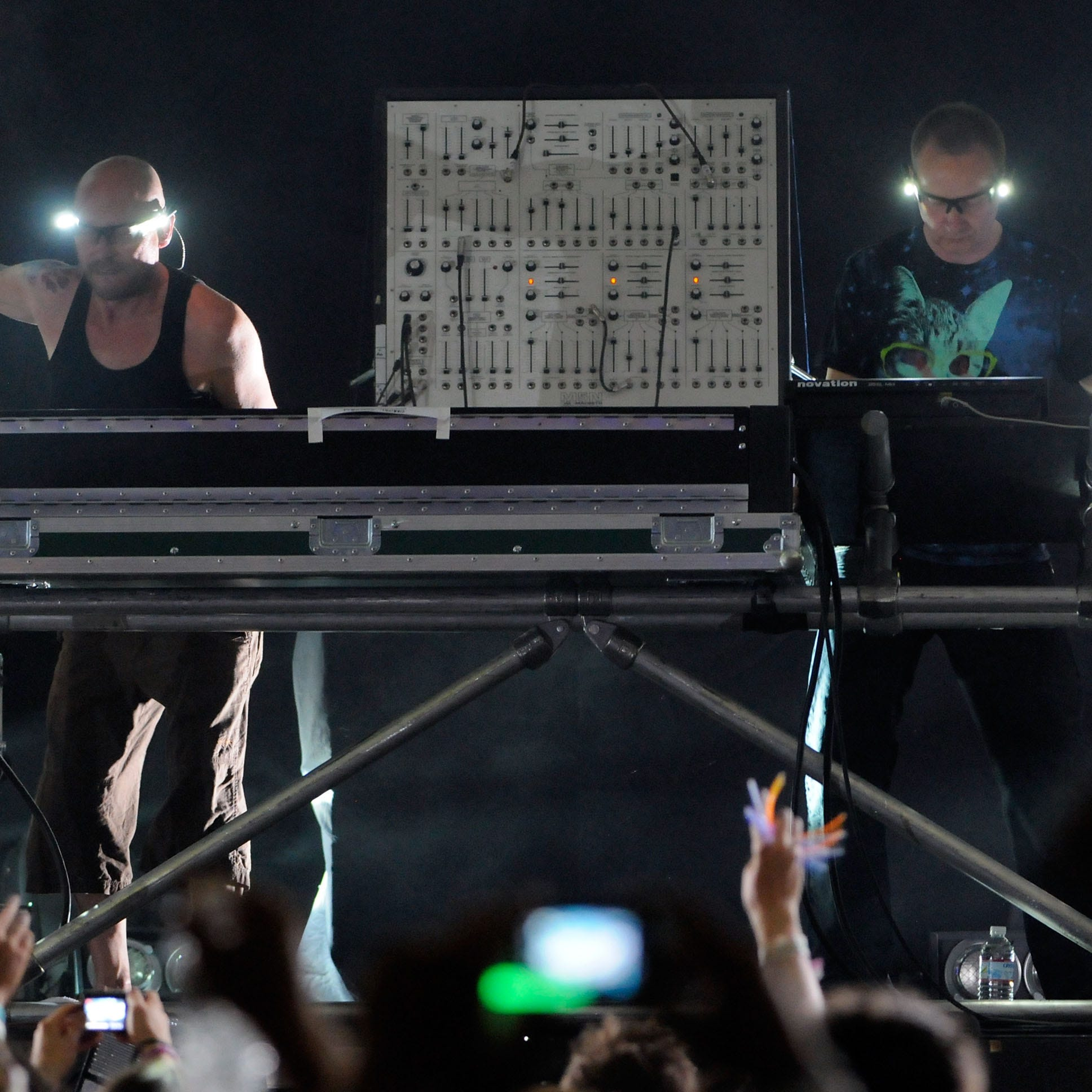 Orbital to headline at Hart Plaza in Movement festival debut