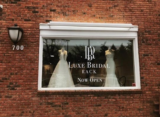 Maria Rubino said she chose Birmingham for Luxe Bridal Rack because she knew the demand for her carefully curated 200-plus collection would be well received in the community.