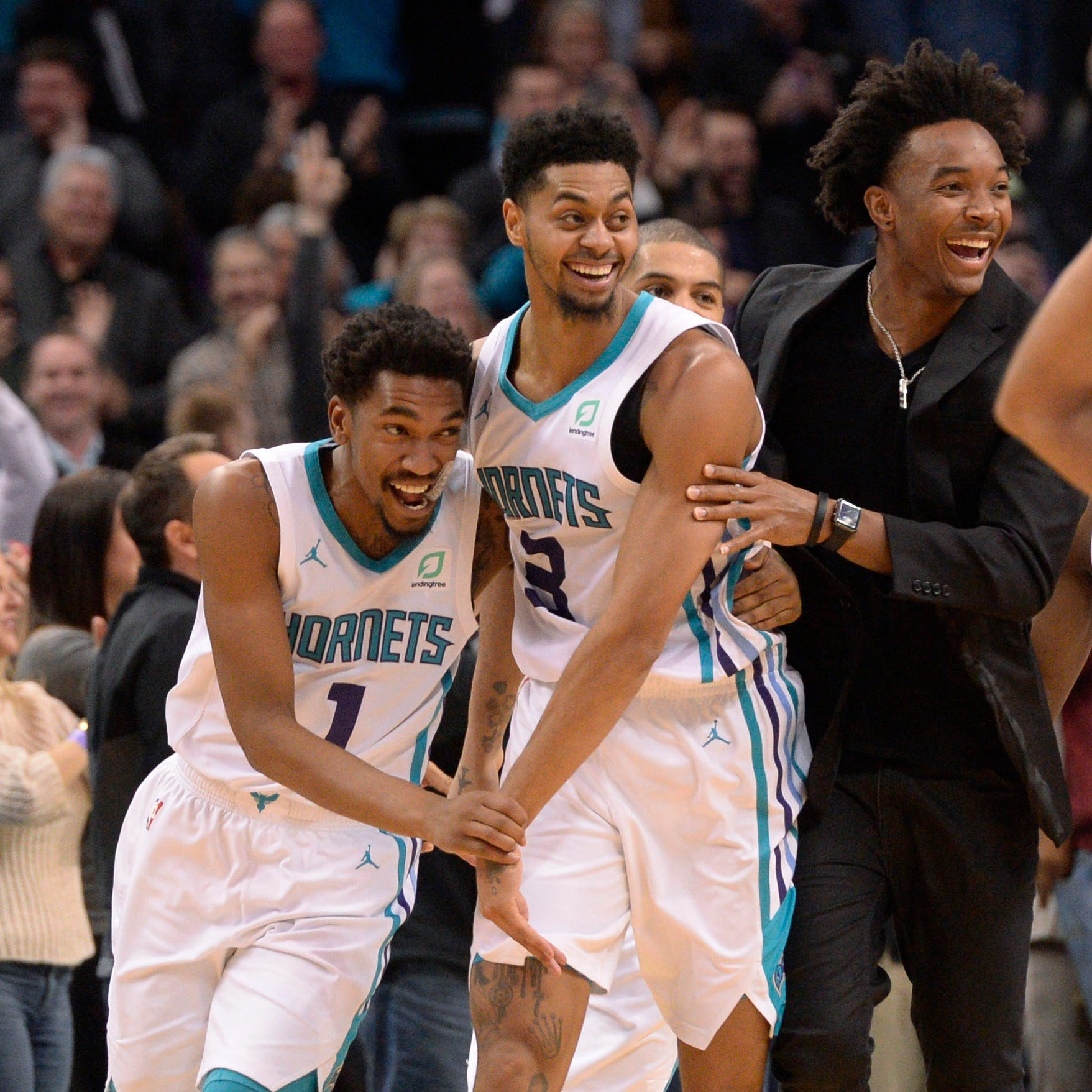 Detroit Pistons lament blown lead, but should Hornets winner have counted?