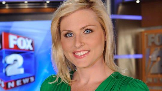 Jessica Starr, meteorologist at Fox 2.
