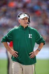 Eastern Michigan head coach Chris Creighton has led the Eagles to their third-ever Division I bowl game.