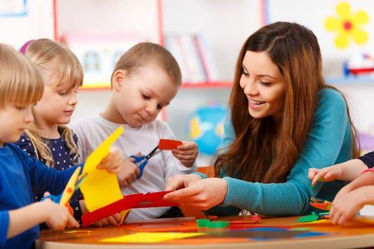 Learning In Preschool