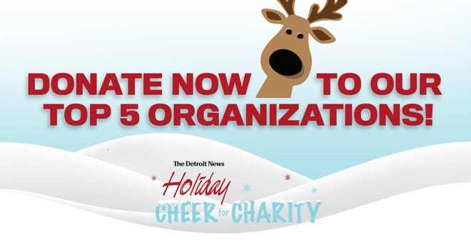 The top 5 Detroit non-profits have made it to our final round and the one who raises the most money will win $20,000 gifted from The Detroit News