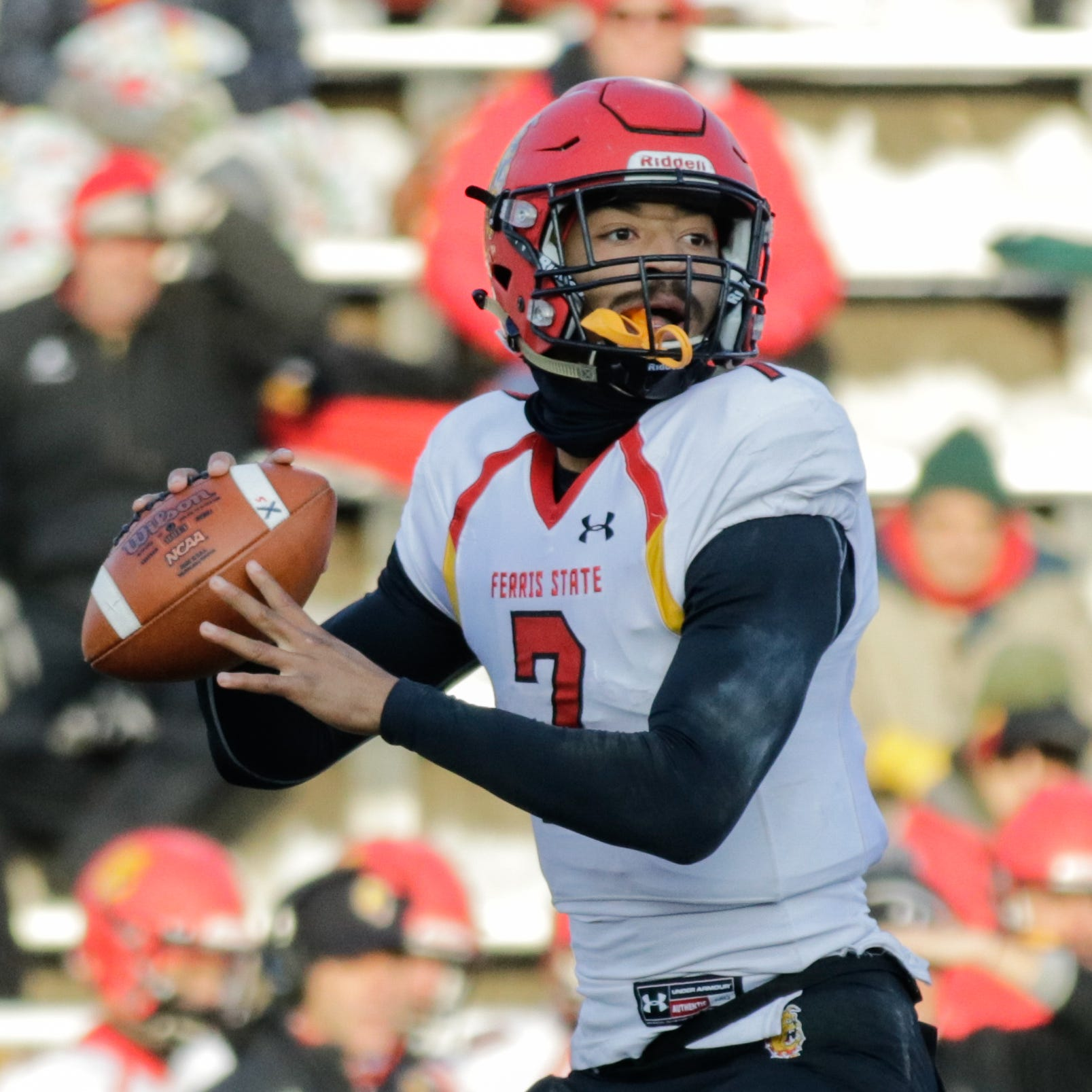 Jayru Campbell makes most of second chance, fuels Ferris State's title run