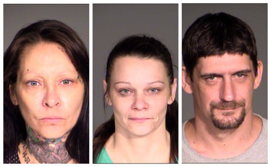 Fond du Lac heroin death: Charges issued against three suspects