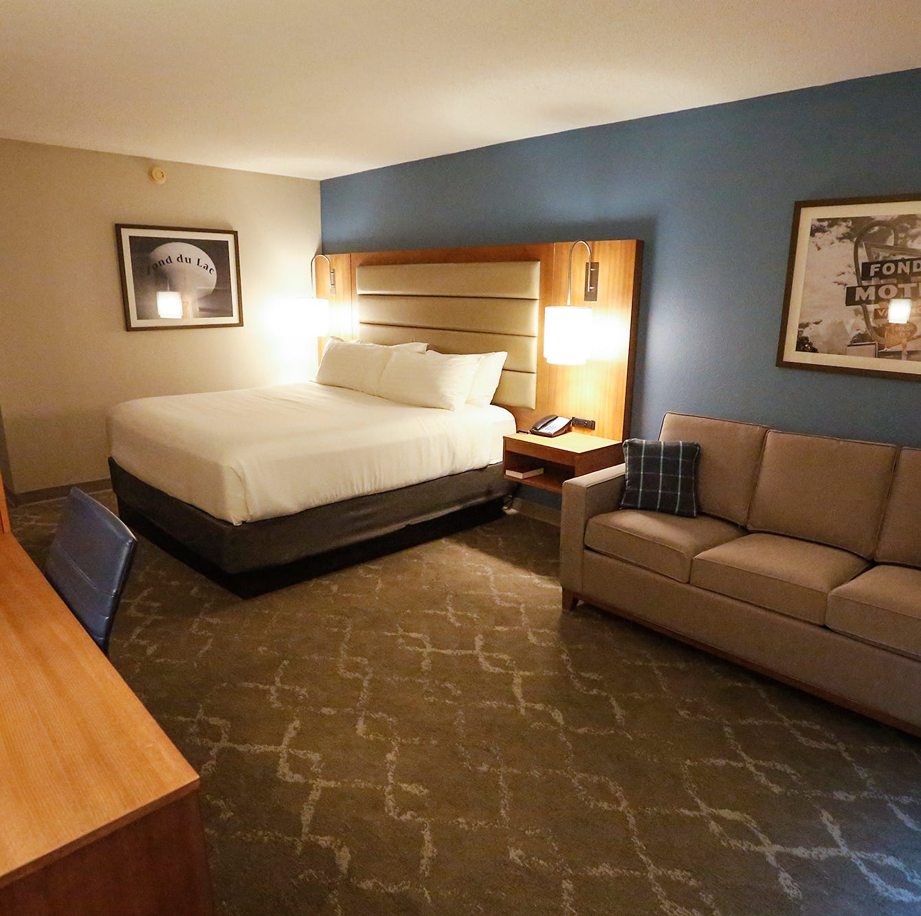 Streetwise: FDL Holiday Inn officially Radisson Hotel and Conference Center