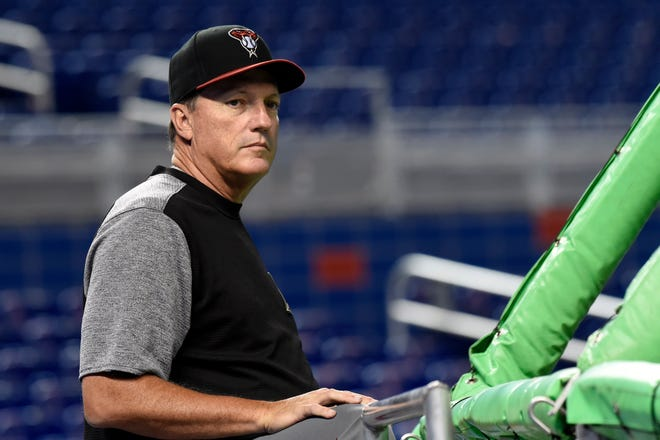 The Colorado Rockies hired Arizona Diamondbacks hitting coach Dave Magadan.
