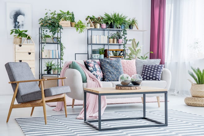 From pops of color to comfort pieces, 2019 interior design will bring some surprises from previous years.