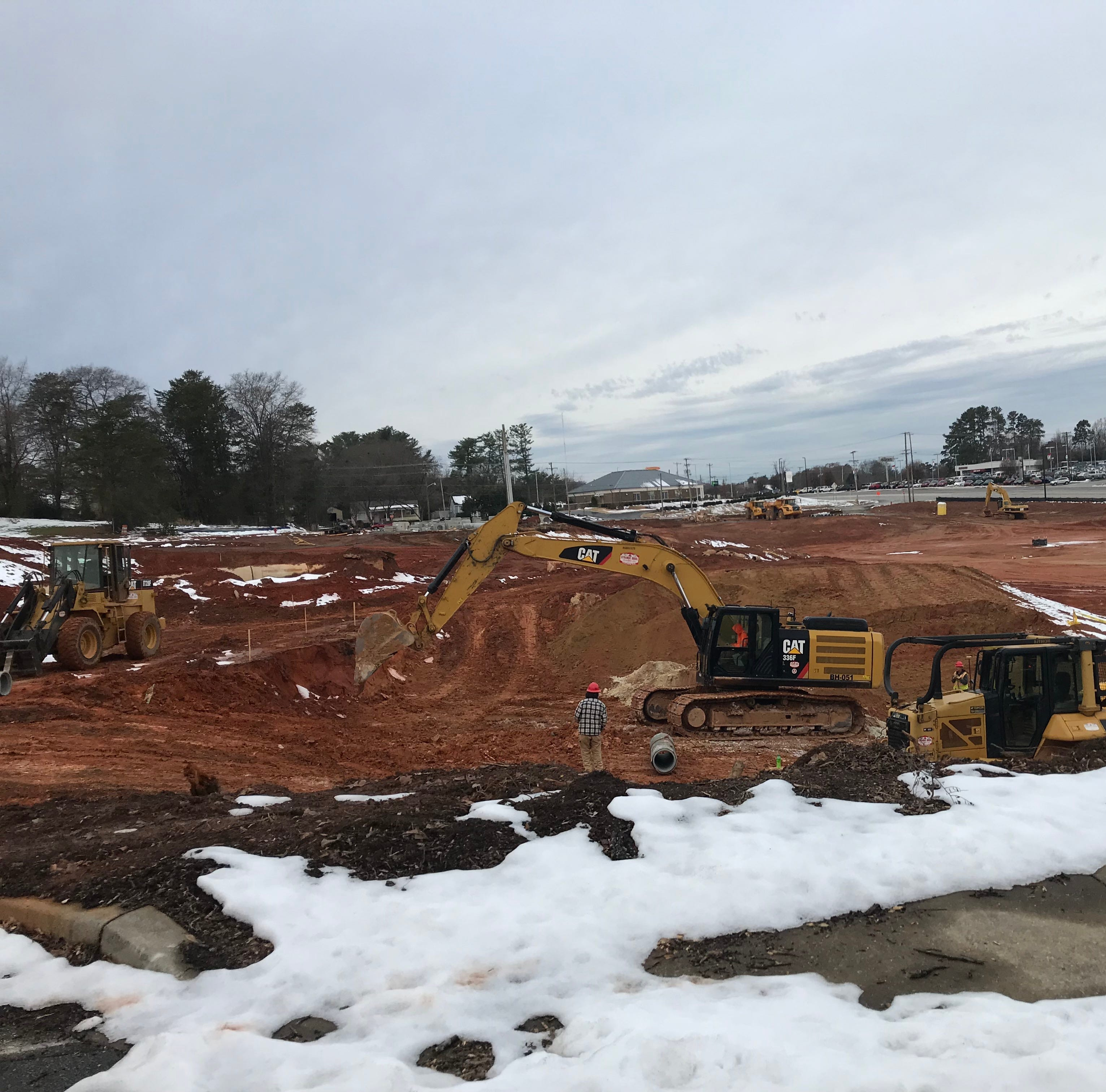 Ask LaFleur: What's being built at former site of Allen Bennett Hospital in Greer?