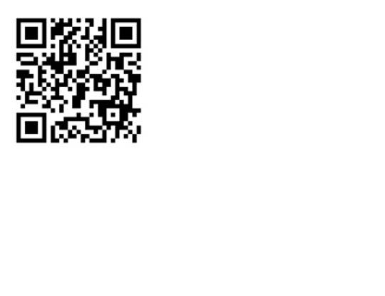 Scan this QR Code to sign up as a speech and debate judge.
