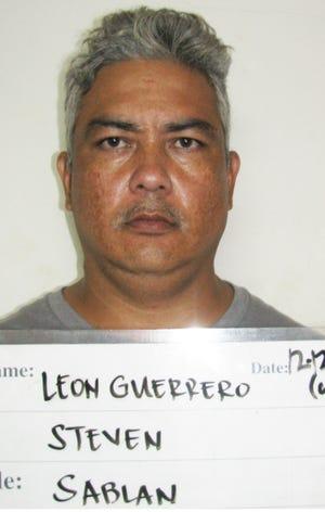 Steven Sablan Leon Guerrero