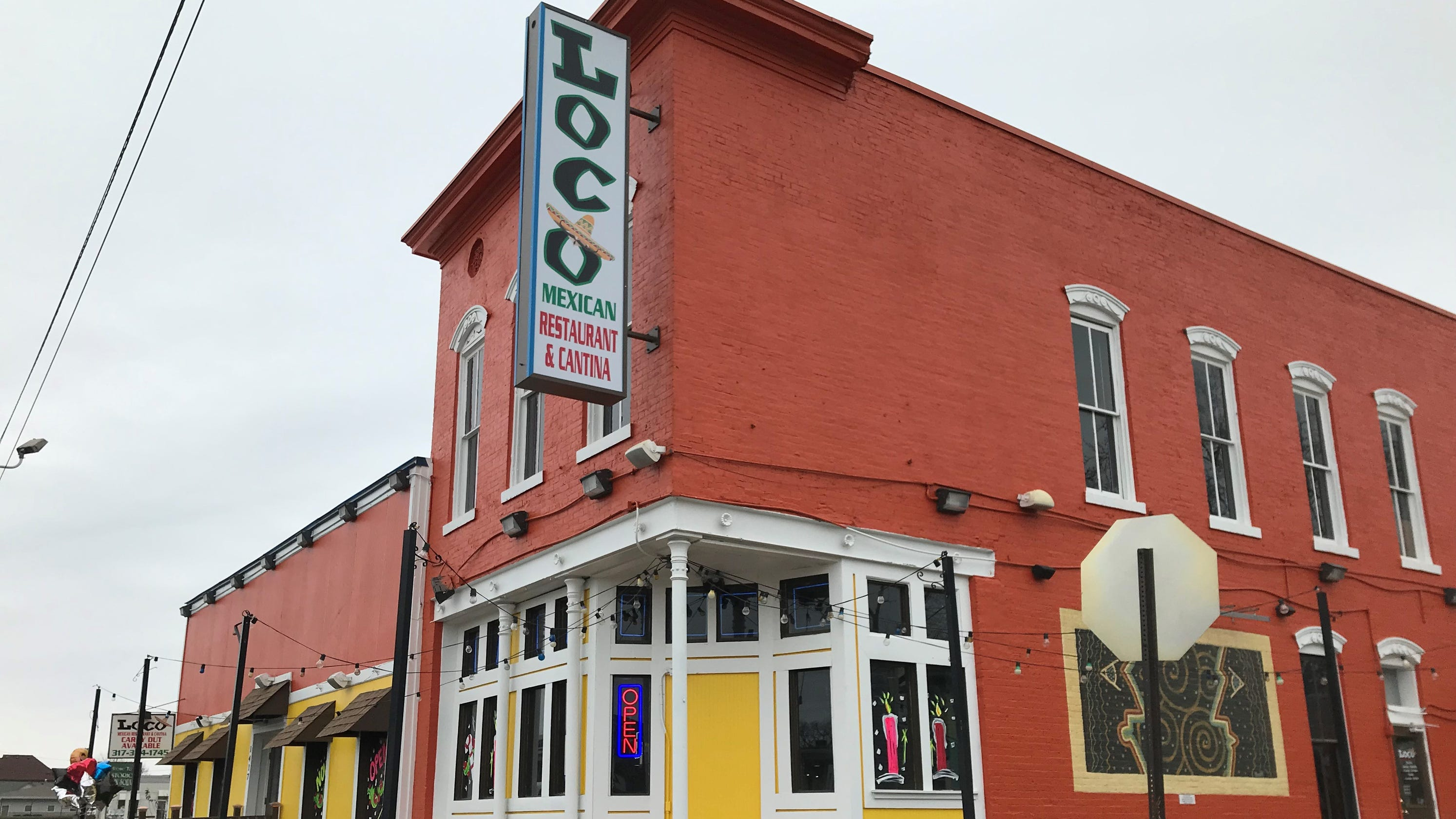 Fountain Square's new Mexican restaurant is open at former Santorini Greek Kitchen
