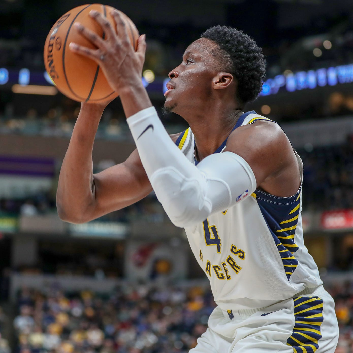 'Perfect' return for Victor Oladipo in Pacers win over Bucks