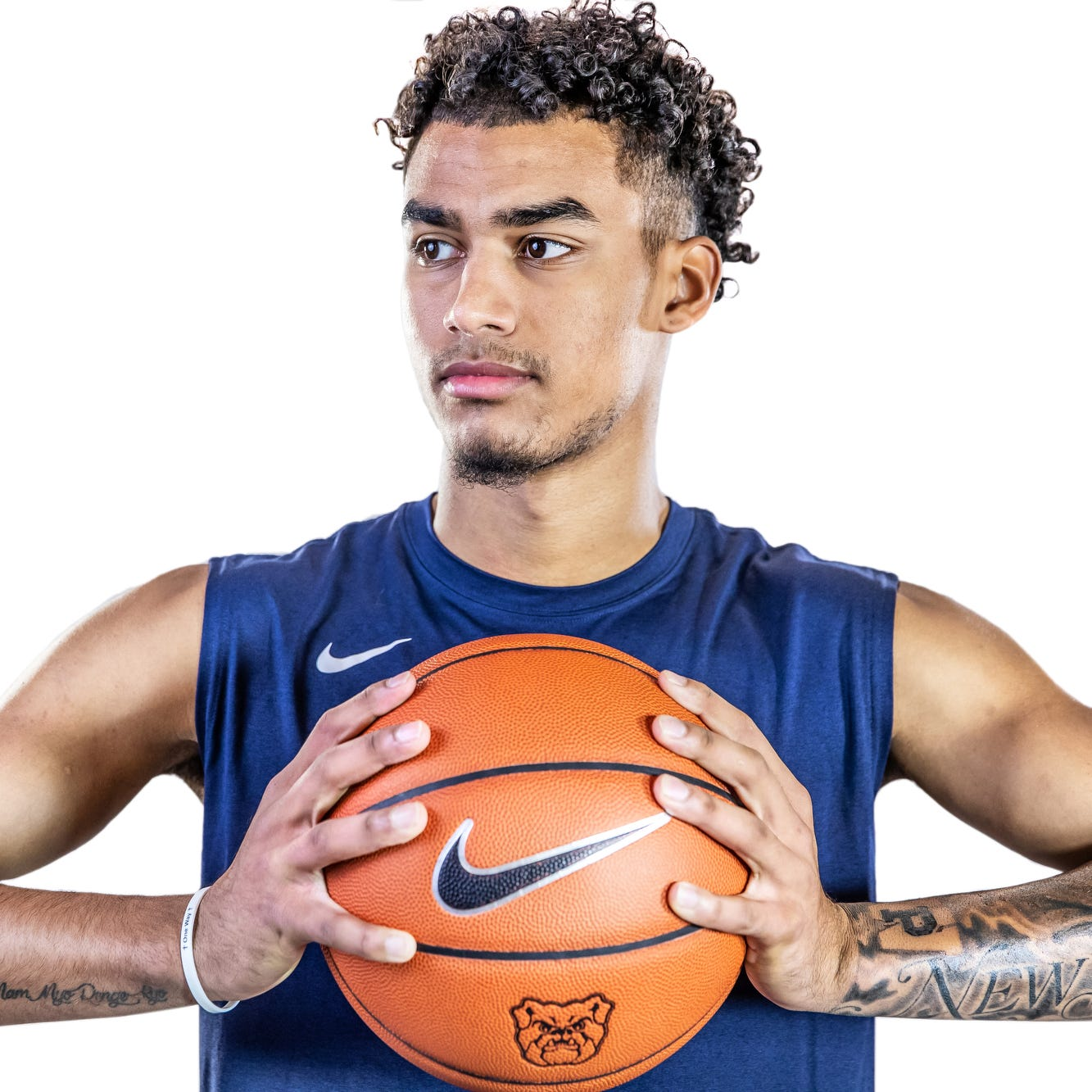 After leaving Duke, Jordan Tucker had maturing to do. In Crossroads Classic, he'll finally suit up for Butler