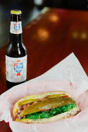 "Rush Off Main, a new restaurant and pub opening next year in the Union Green development in Brownsburg, will feature ""Chicago-style eats"" like the all-in Chicago Dog. The restaurant and pub will be operated by Jeff Sepiol and Johnny Vargo, who also run Rush On Main in Zionsville."