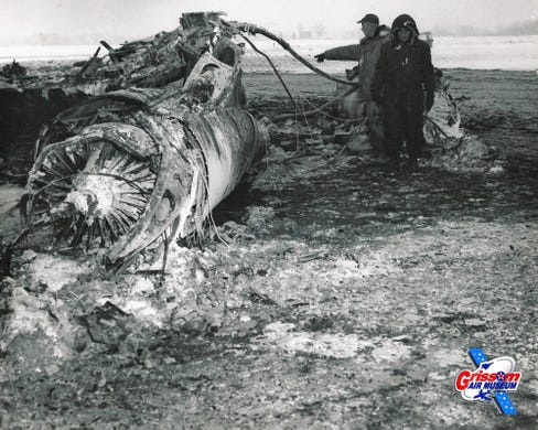 Indiana's 'broken arrow': That time 5 nuclear bombs caught on fire