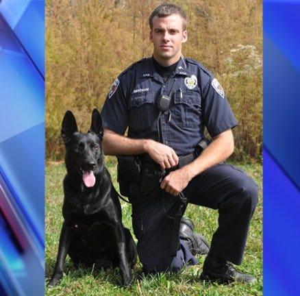 Indiana officer killed in crash during pursuit