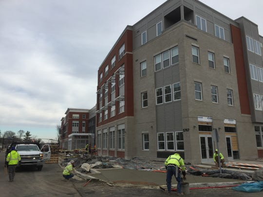 """Rush Off Main, a restaurant and pub featuring """"Chicago-style eats,"""" will open during the first quarter of 2019 in the new Union Green development now under construction in Brownsburg. It will be owned and operated by Jeff Sepiol and Johnny Vargo, who operate Rush On Main in Zionsville."""