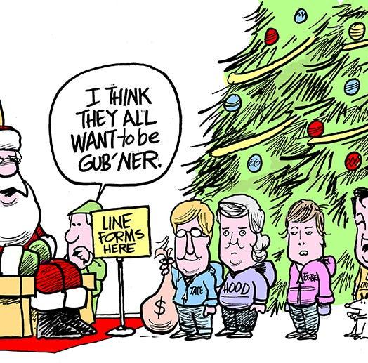 Marshall Ramsey: Christmas Wishes