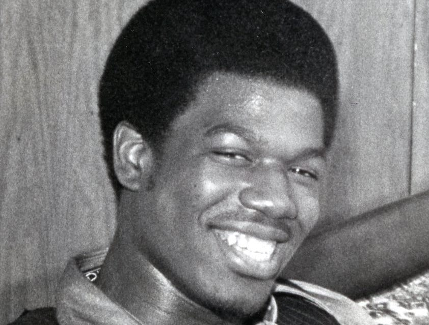 Bernard King, June, 1977.