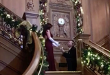A video of a Titanic-inspired marriage proposal in November 2018 has now been viewed over 13 million times.