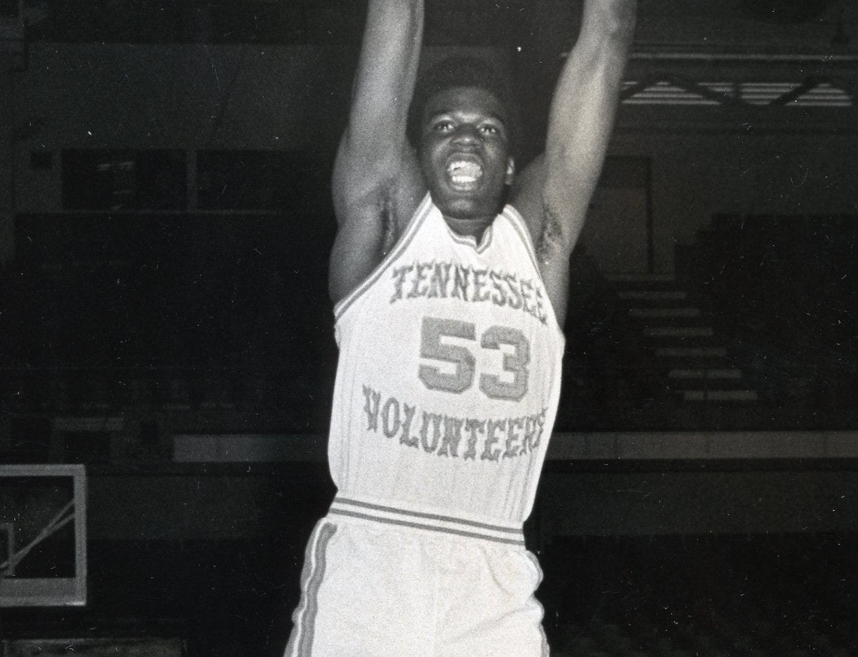UT Vol Bernard King in the mid-1970s.