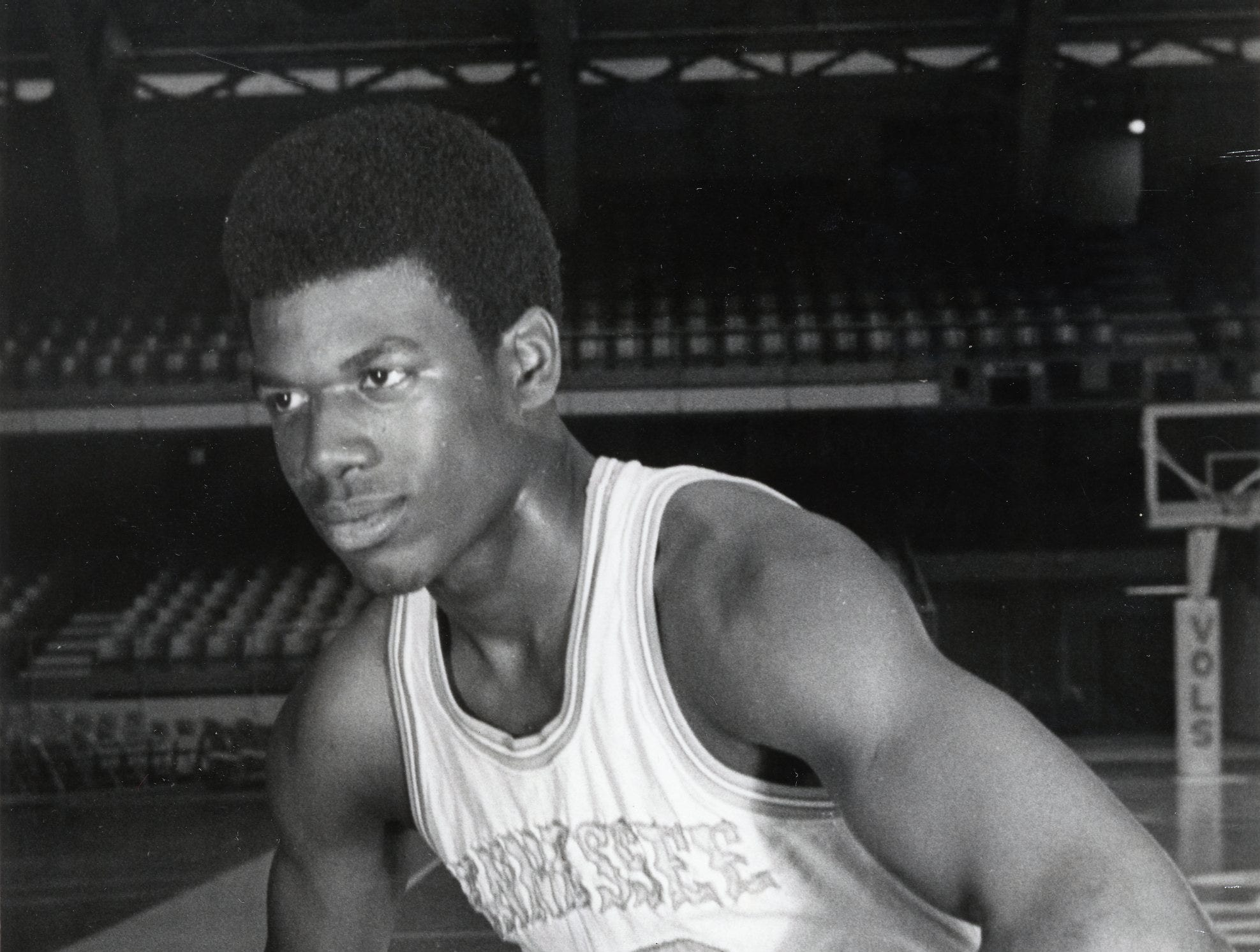 Bernard King, 1976.