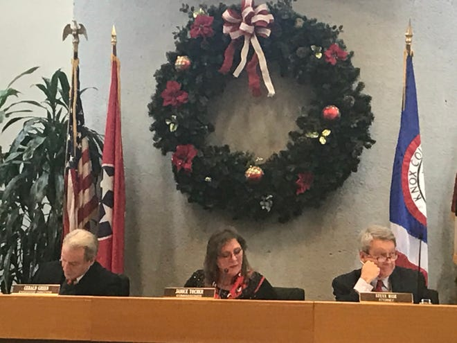 Knoxville-Knox County planning commissioners met Thursday, Dec. 13, to approve housing developments and deny a road closure.