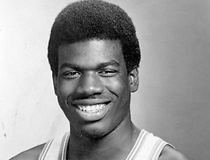 bernardking.jpg--SPORTS-- Bernard King, UT basketball player 1975.