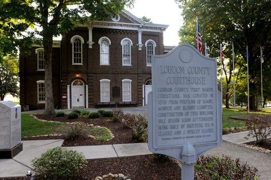 Loudon County Courthouse Mp