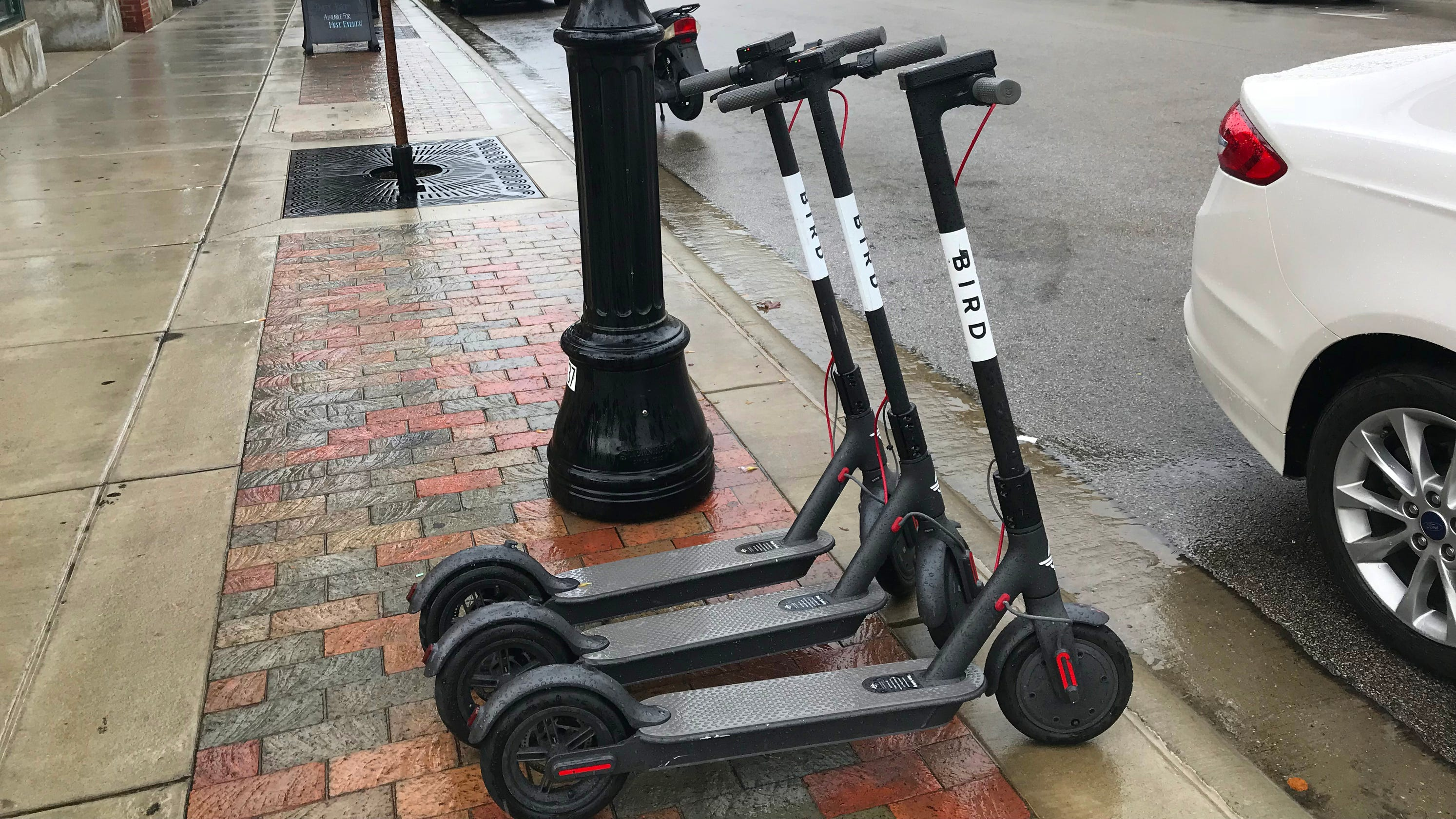 Electric scooters: After cease and desist, Lafayette invites