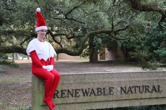 LSU's College of Agriculture introduces its Elf on the Shelf, Tabasceaux. He is here to highlight the diverse departments that make up the college and how they tie into the holiday season.
