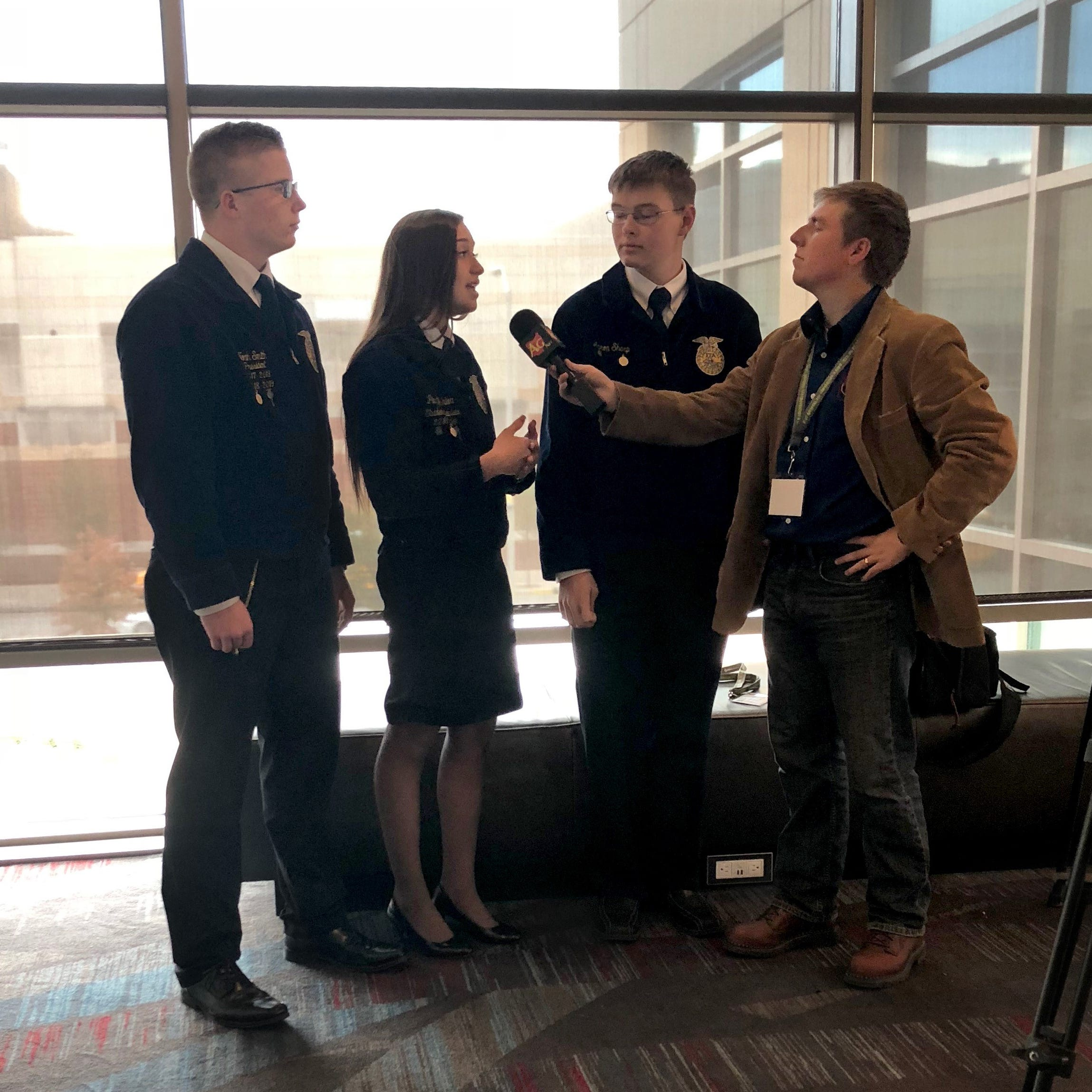 FFA chapter strives for excellence year after year