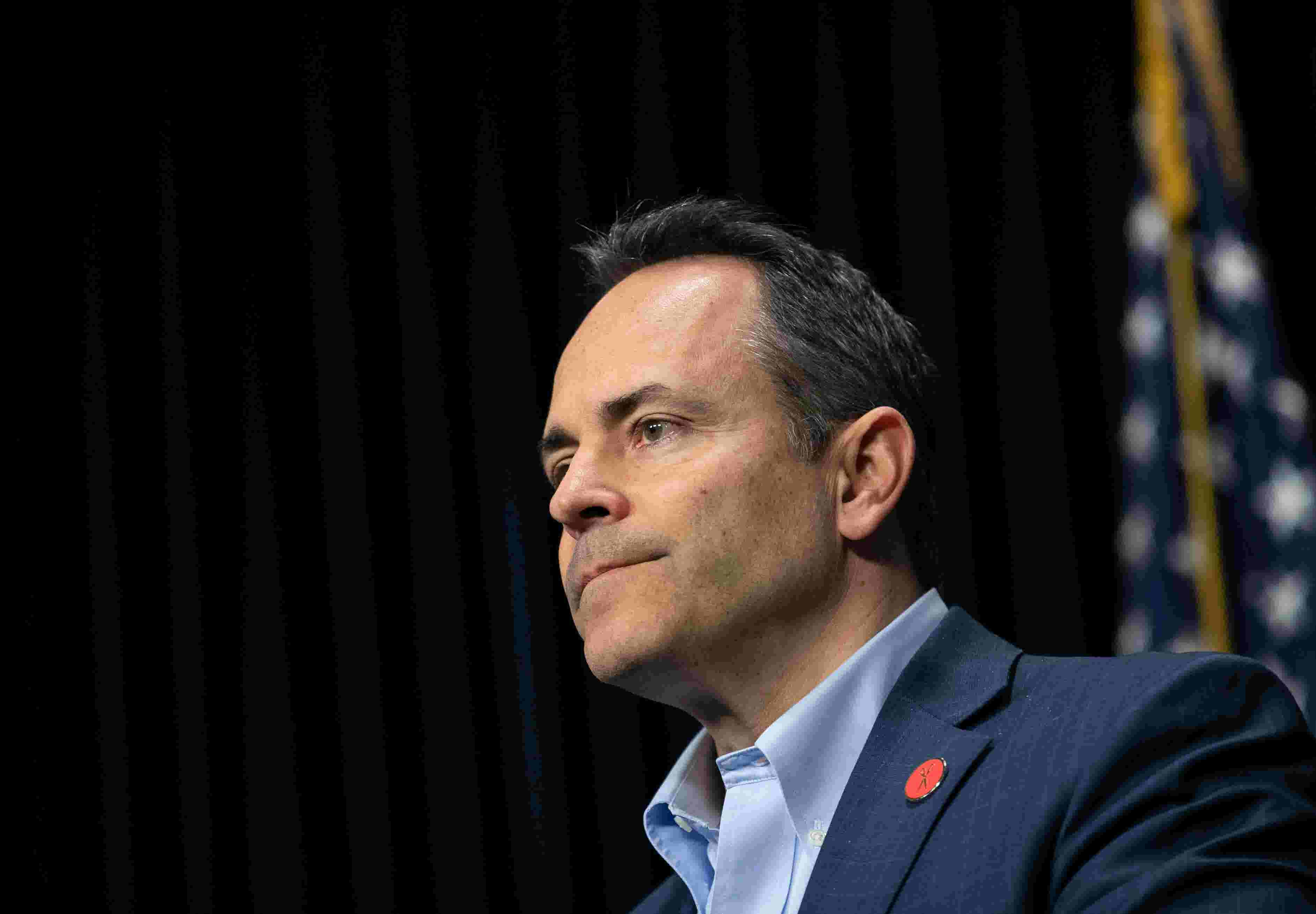 Kentucky's Matt Bevin now the most unpopular governor in US, poll says