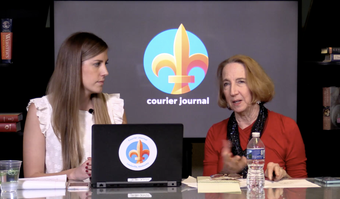 Mandy McLaren and Debby Yetter talk about the Kentucky Supreme Court ruling on pensions.
