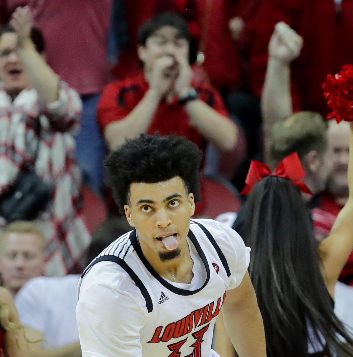 The secret behind Jordan Nwora's big season for Louisville basketball