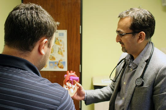 The Structural Heart and Valve Clinic at McLaren Greater Lansing offers a unique shared care approach for its patients.