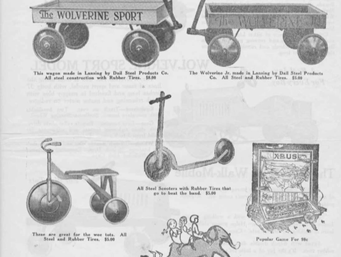 J.W. Knapp 1924 Christmas Gift catalog, page 15.
