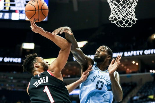 Grizzlies Vs Portland Trail Blazers