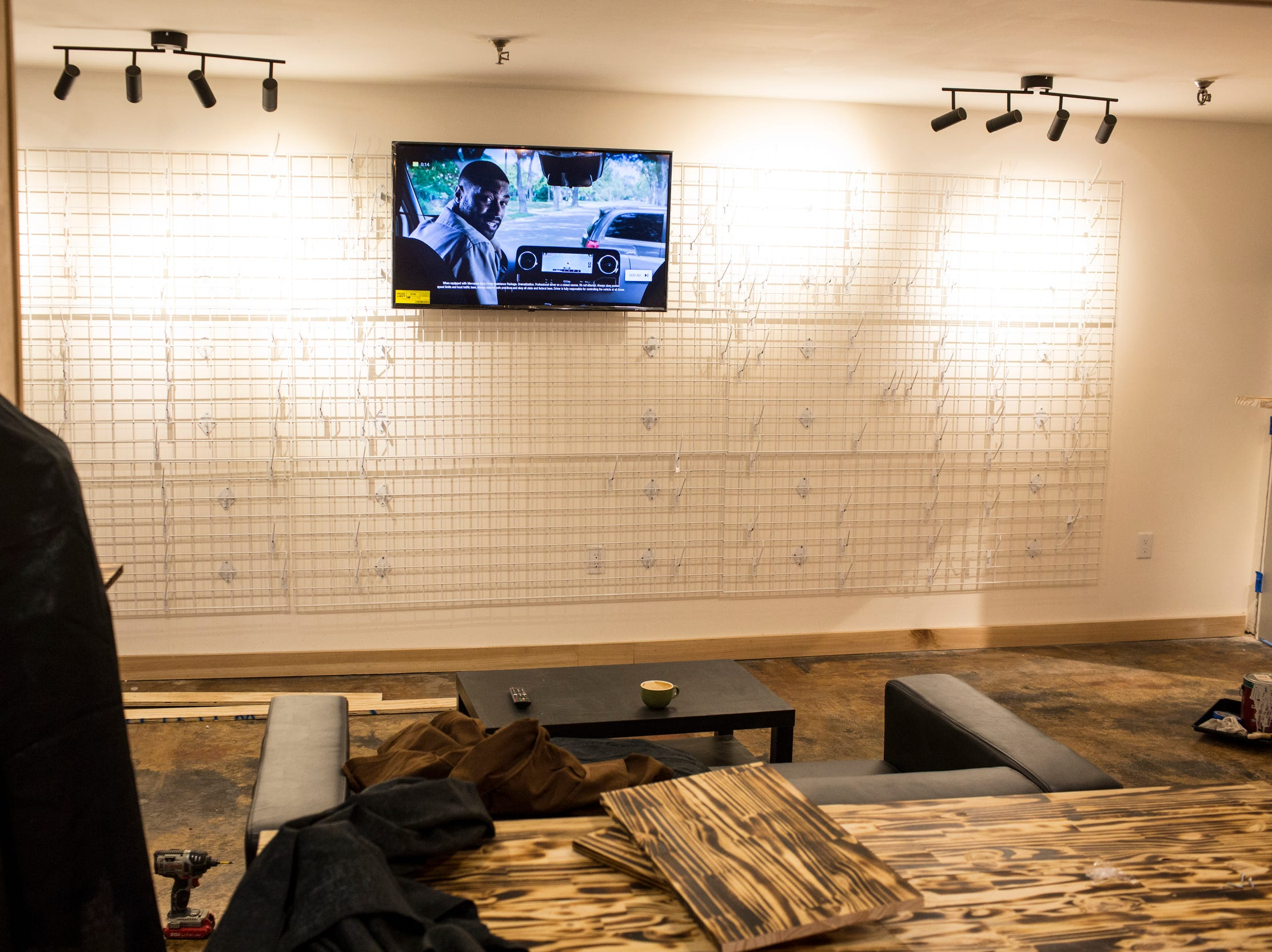 December 13 2018 - Society Skatepark & Coffee will be opening soon at  583 Scott Street. The building features an indoor skatepark, coffee shop and skate shop.