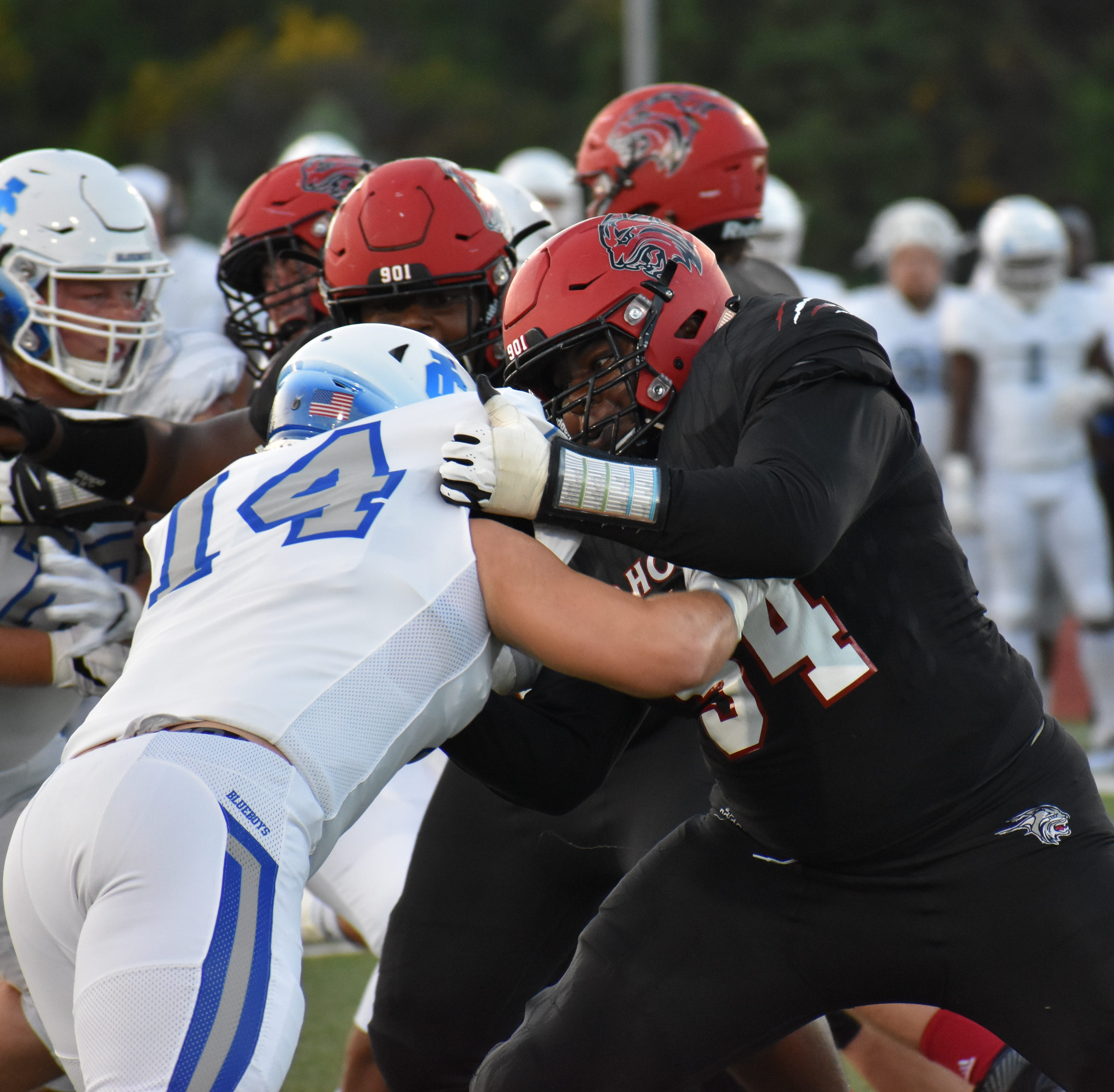 Houston Texans: Rhodes College All-American lineman signs as undrafted free agent