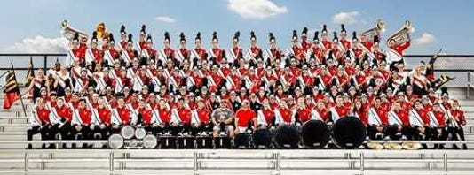 Hamilton High School Band
