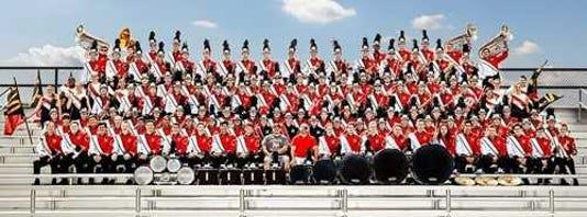 Hamilton High School Band