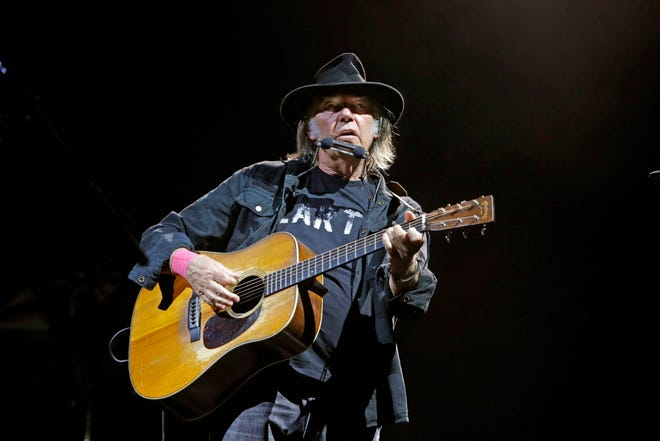 Neil Young is playing a handful of solo shows in intimate venues in January, and two out of five of them will be in Wisconsin. He'll be at the Riverside Theater in Milwaukee Jan. 23, and the Overture Center for the Arts in Madison Jan. 24.