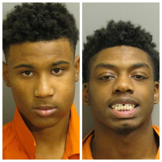 Henry Wallace and J'tari Bass were both charged with reckless murder in the death of Keiauna Williams.