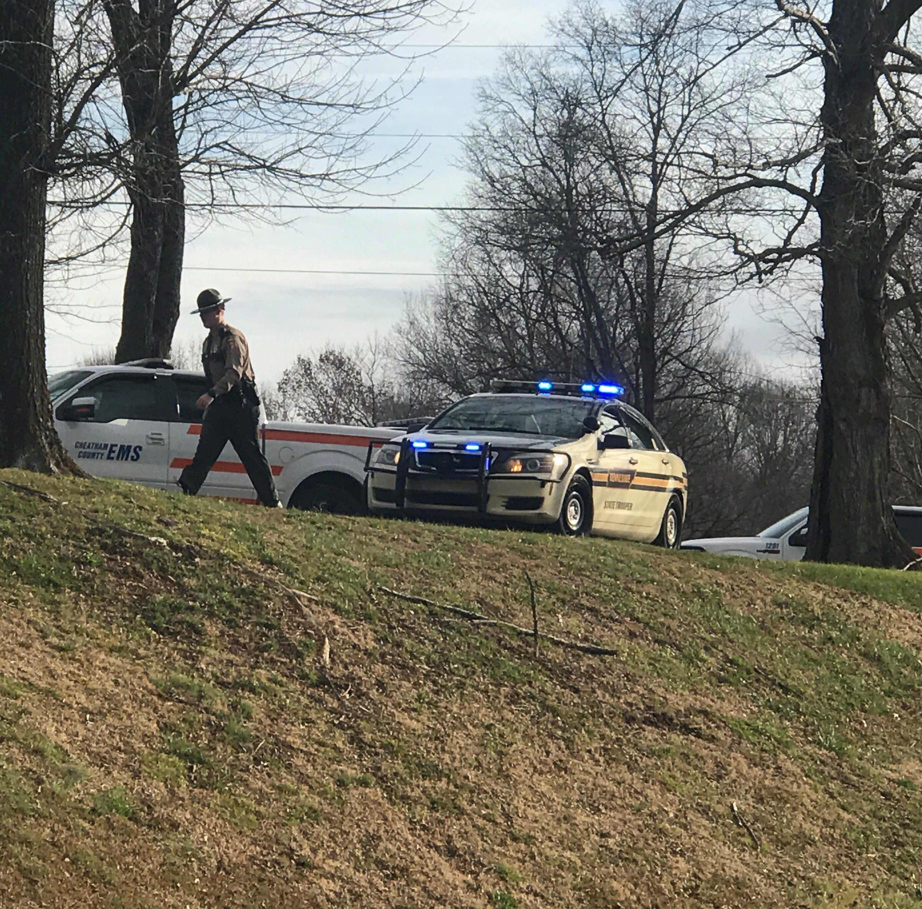 Cheatham Co. Sheriff: 3 dead in single-vehicle crash on Highway 12