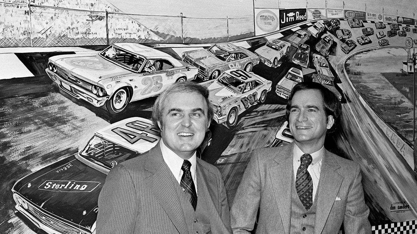 NASCAR Cup Series' return to Nashville a long time coming: It belonged here all along