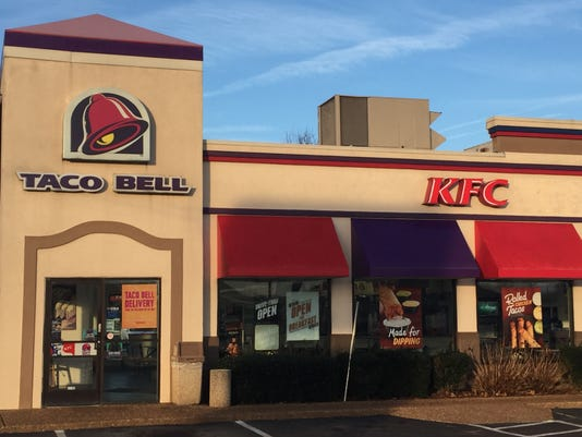 Taco Bell Kfc